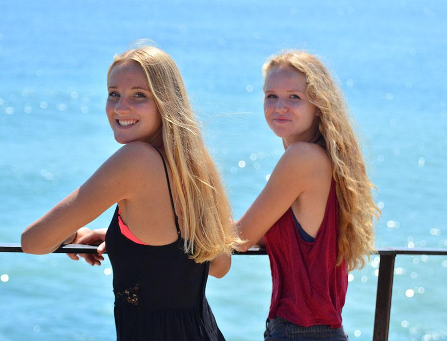 Jugendreisen Blanes - Spanien Costa Brava - Jugendliche am Strand