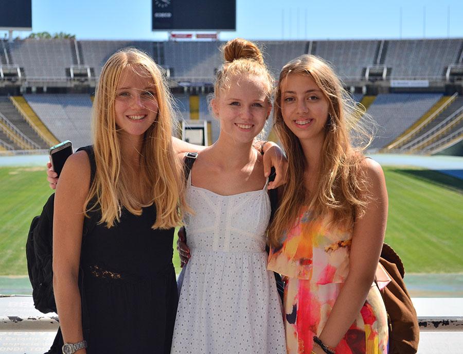 Jugendreisen Blanes - Spanien Costa Brava - Ausflug Barcelona Camp Nou
