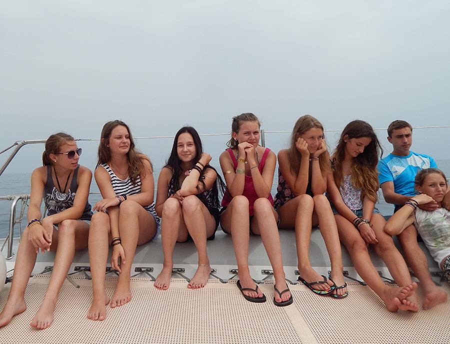 Jugendreisen Blanes - Spanien Costa Brava - Jugendliche
