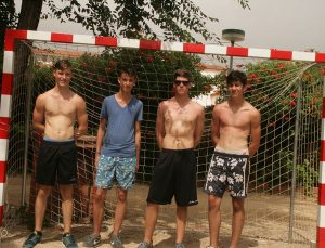 Jugendreisen Blanes - Spanien Costa Brava - Camp Jungs