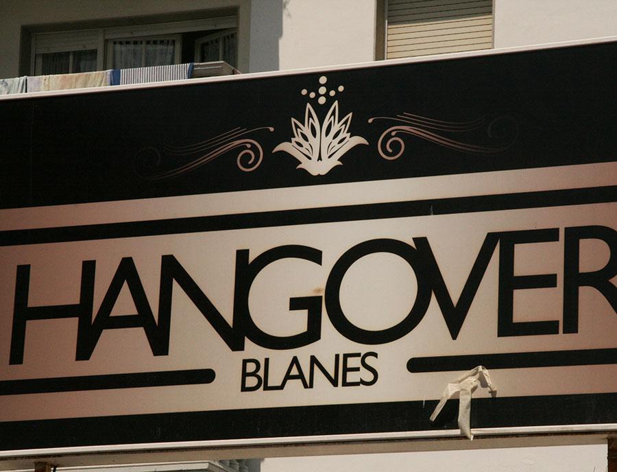 Jugendreisen Blanes Spanien Informationen - Hangover