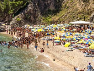 Jugendreisen Calella Spanien - Angebot The Beach Party Costa Brava