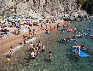 Jugendreisen Calella Spanien - Ausflug Partystrand - Bucht