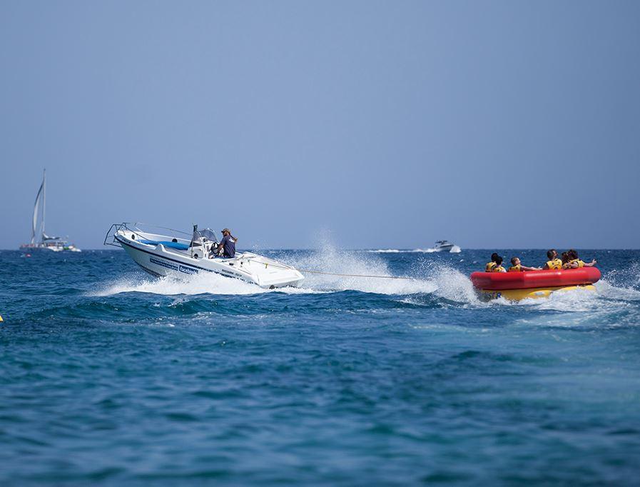 Jugendreisen Calella Spanien Informationen - Wasserfun