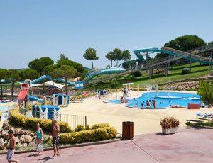 Jugendreisen Calella Spanien - Tagesbesuch Waterworld