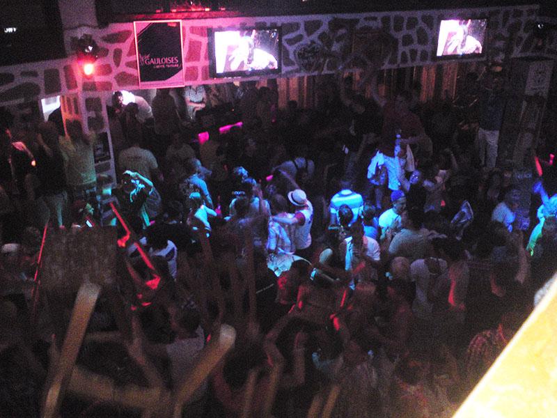 Partyurlaub Jugendreisen Goldstrand Bulgarien - Disco