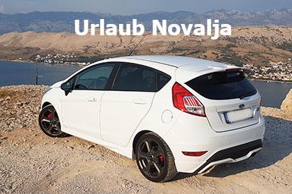 Partyurlaub Novalja Kroatien - Tipps und Informationen zum Ort Anreise Kosten und Zrce Beach - Hier Auto am Strand