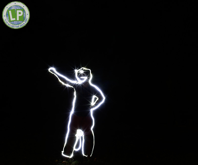 Partyurlaub Rimini Animation Lichteffekte