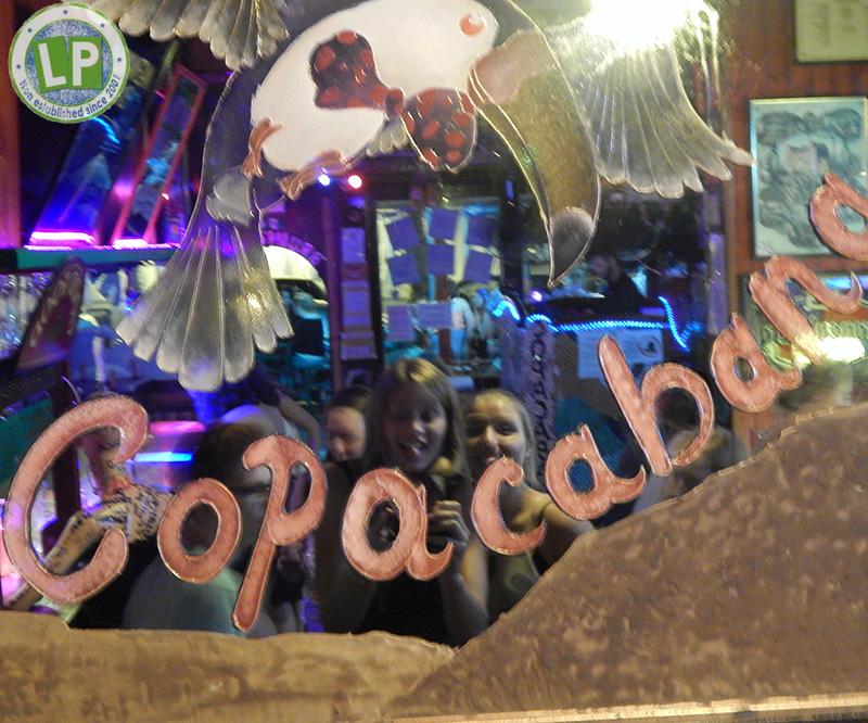 Jugendreisen Partyurlaub Rimini - Copacabana