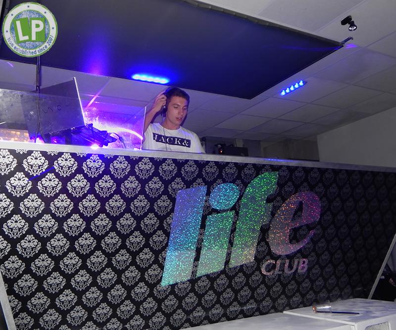 Jugendreisen Partyurlaub Rimini - Nightlife DJ im Life