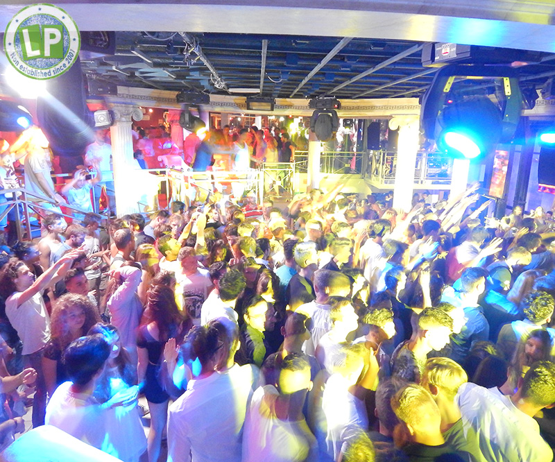 Jugendreisen Rimini - Party und Nightlife