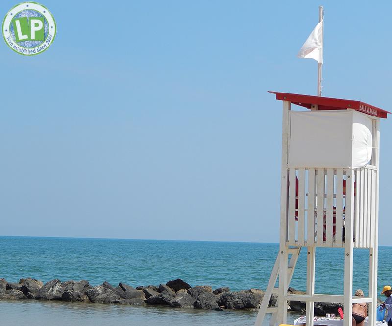 Jugendreisen Rimini - Meer