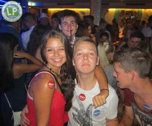 Jugendreisen Partyurlaub Rimini - Partyabend im Carnaby