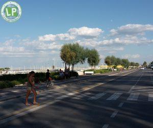 Partyurlaub Rimini Strandpromenade