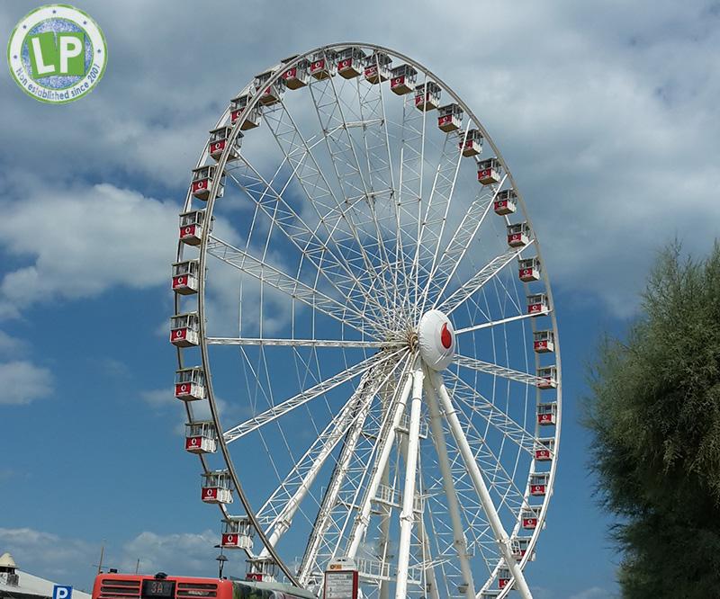 Jugendreisen Rimini Riesenrad