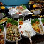 FAQ Jugendreisen - Hotelbewertungen Salatbuffet