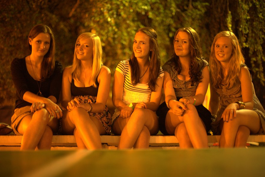 Jugendreisen Siofok Informationen - hier Vorfreude auf den Abend