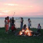 Jugendreisen Siofok Ungarn Informationen - hier Grillen am Plattensee
