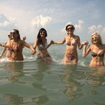 Jugendreisen Siofok Ungarn - Jugendliche im Balaton