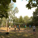 Jugendreisen Siofok Ungarn Informationen und Erfahrungen - hier Volleyball