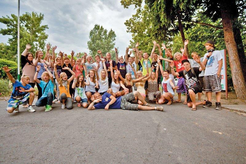 Jugendreisen Siofok Ungarn Informationen und Erfahrungen  - Anreise Gruppe