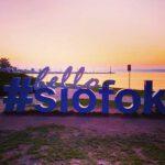 Jugendreisen Siofok hier Balaton am Abend