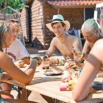 Jugendreisen - Unterbringung im Camp