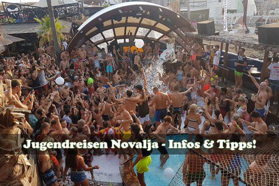 Beitragsbild Jugendreisen Novalja