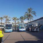Bustransfer Flughafen Palma de Mallorca im September