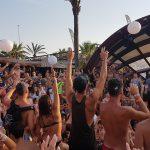 Jugendreisen Novalja Kroatien Informationen Afterbeachparty im NOA