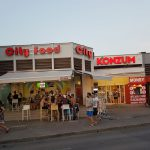 Jugendreisen Novalja Kroatien Informationen Einkaufen Supermarkt