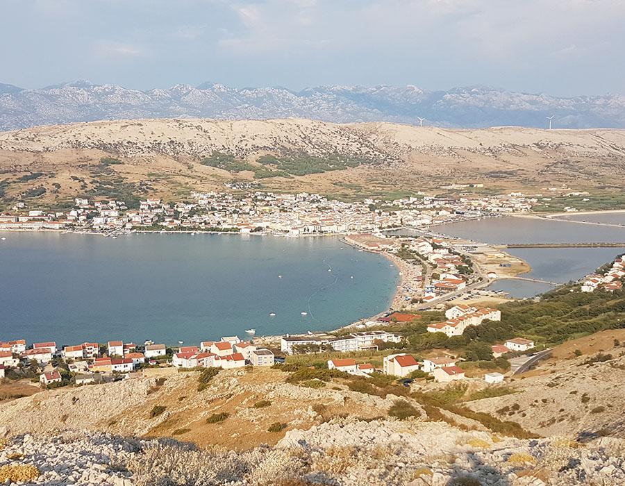 Jugendreisen Novalja Kroatien Informationen Trip mit dem Auto