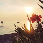 Jugendreisen Novalja Kroatien Informationen  hier Sonnenuntergang