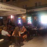 Jugendreisen Novalja Preise Einkaufen und Essen in Bars