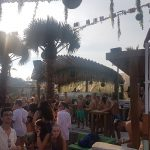 Novalja Zrce Beach Kroatien After Beach Party im Papaya