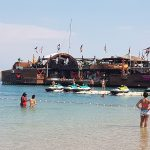 Novalja Zrce Beach Kroatien Area Partybeach