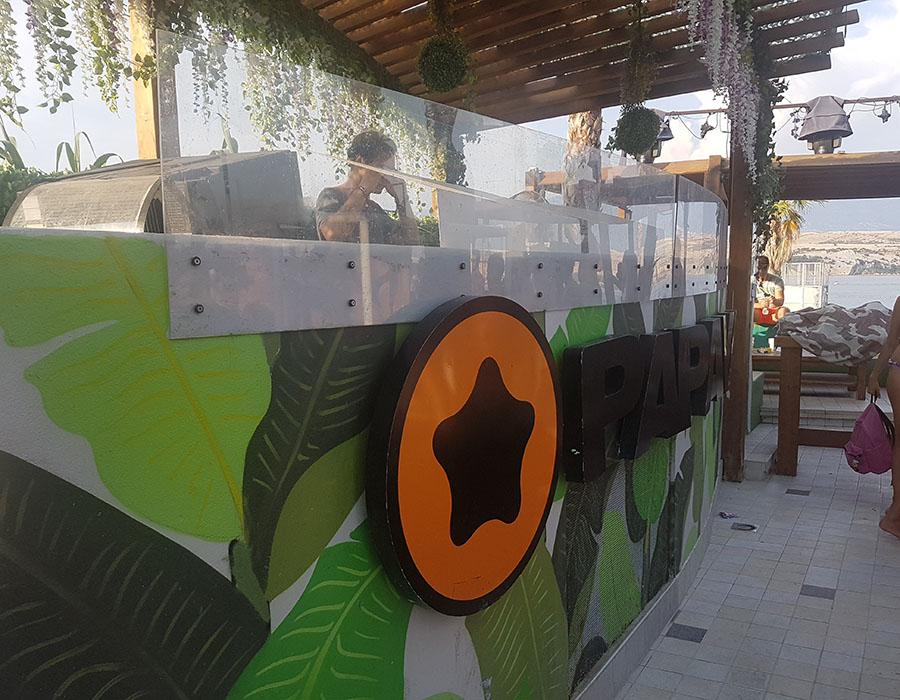 Novalja Zrce Beach Kroatien DJ Papaya
