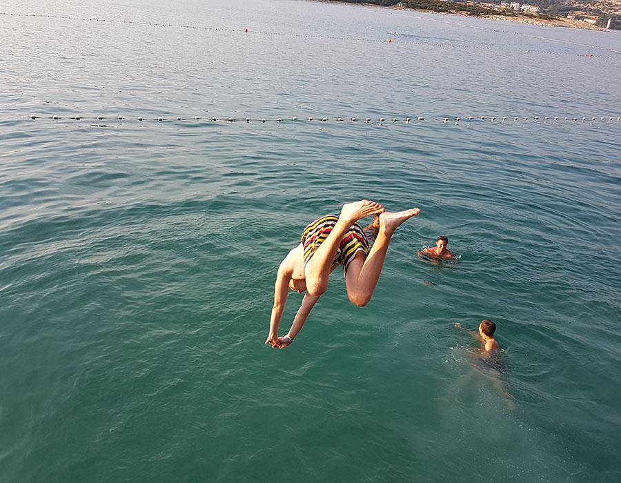 Novalja Zrce Beach Kroatien FUN im NOA