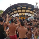 Novalja Zrce Beach Kroatien Schaumparty Afterbeachparty NOA