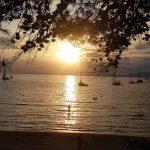 Partyurlaub im September Mallorca - Sonnenuntergang mit Flair