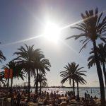 Partyurlaub im September Mallorca Strand und Sonne
