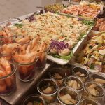 Partyurlaub im September Mallorca -Buffet im Hotel
