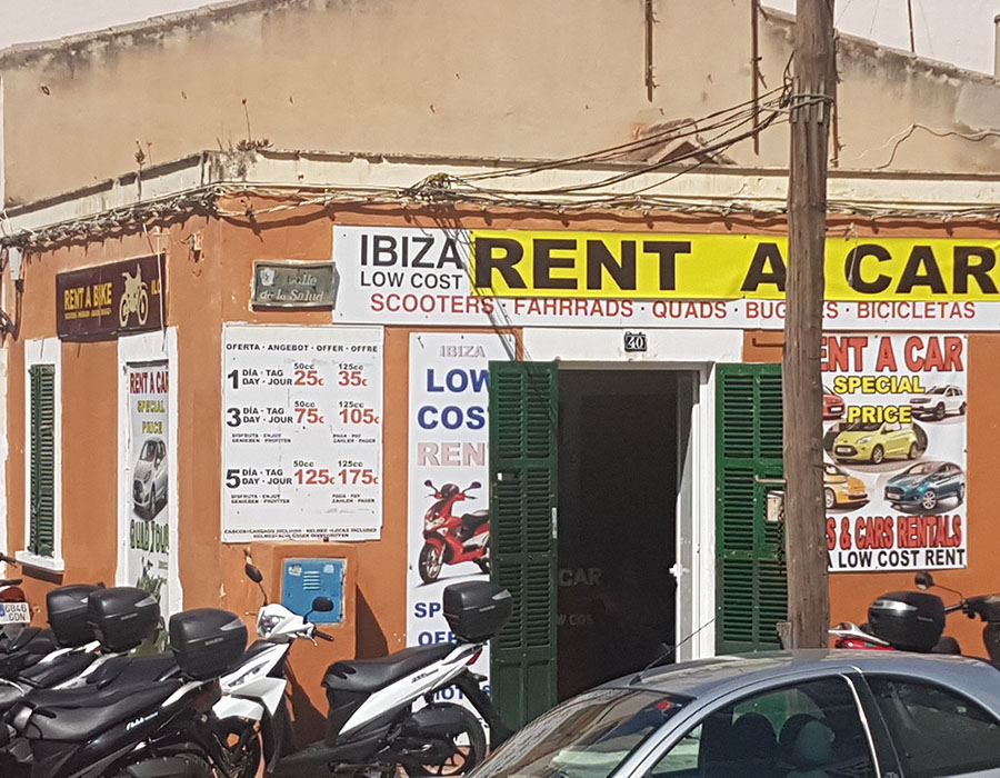 Partyurlaub im September Mallorca - Autovermietung Kosten