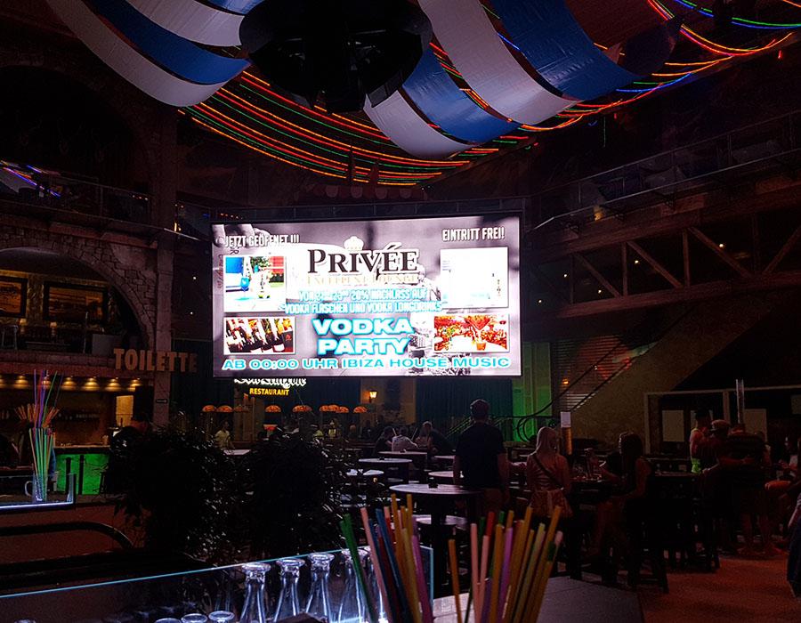 Partyurlaub im September Mallorca - Megapark Party