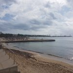 Partyurlaub im September Mallorca Strand am Mittag