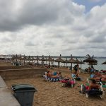 Partyurlaub im September Mallorca Strand vor Megapark