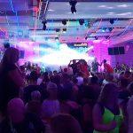 Partyurlaub im September Mallorca - Party Megapark unterer Bereich
