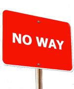 Bewerbung no-go - diese Fehler nicht machen
