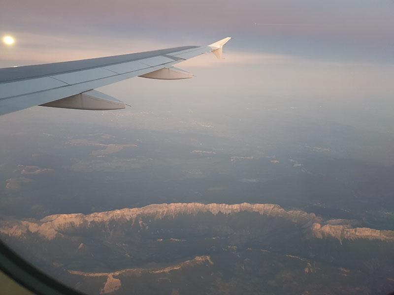 Anreise mit dem Flugzeug nach Mallorca - Cala Ratjada