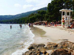 Ausflug zum Strand Formentor Mallorca